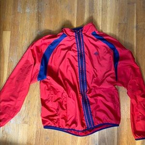 Retro adidas windbreaker